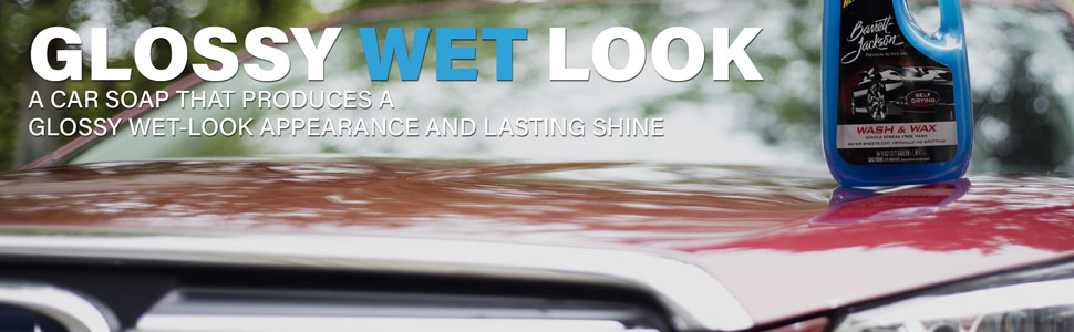 Click Getter work, Barrett-Jackson, Auto Care, Wash and Wax Shine, Amazon Marketing