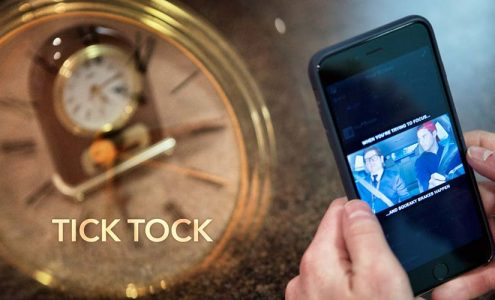 mobile phone, clock, keep Facebook videos short